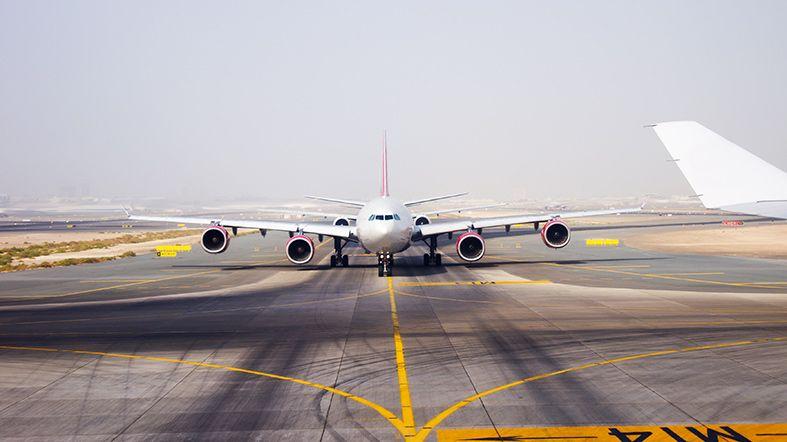 Aeropuerto de Dubai - DWC