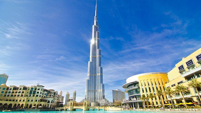 Turismo en Dubai: Burj Khalifa