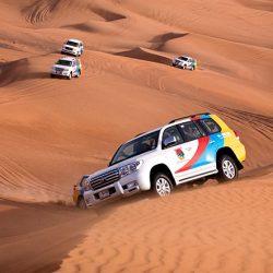 Actividades: Desert Safari 4x4, Globo, Helicóptero, Hidroavión, Ferrari World...