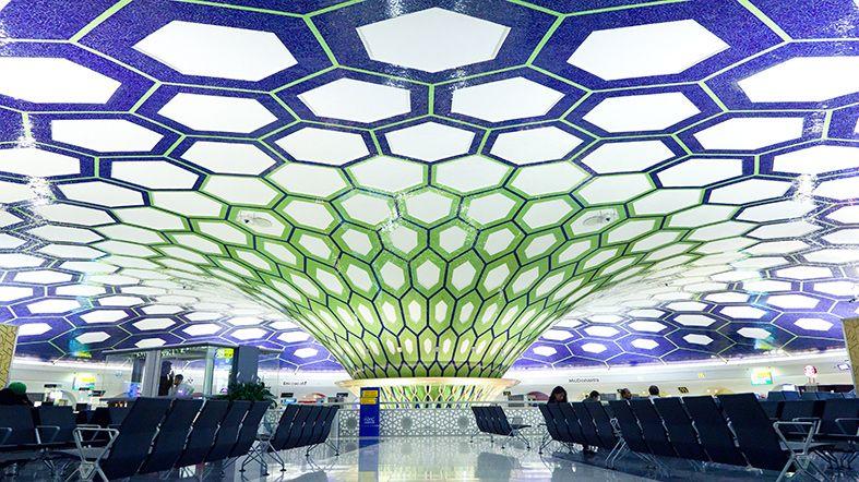 Aeropuerto de Dubai - Abu Dhabi