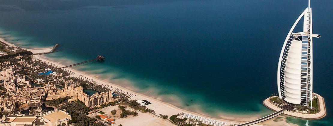 Burj Al Arab Tour, el tour imposible