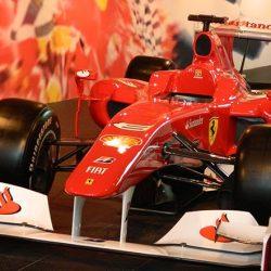 Traslado Ferrari World en Abu Dhabi