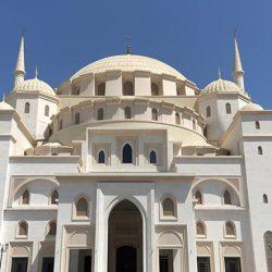 Fujairah Gran Mezquita Sheikh Zayed