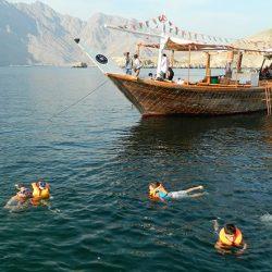 Omán: Península de Musandam