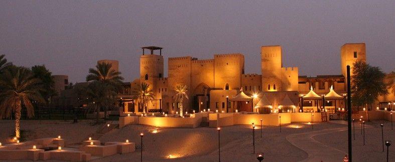 Dubai en fotos - Desierto