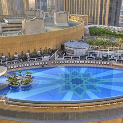 The Address Dubai Marina piscina