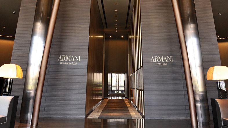 Armani Dubai Hotel Habitaci N Deluxe See Dubai Tours