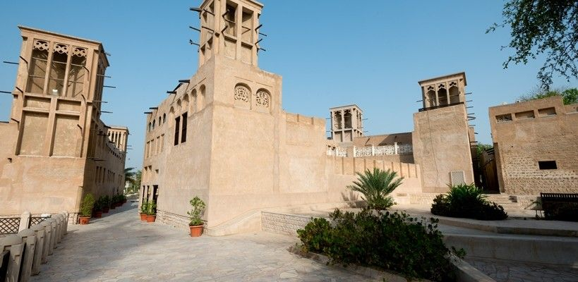 Bastakiya y sus torres de viento