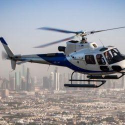 Helicóptero Dubai Heritage