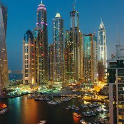 Dubai Nocturno