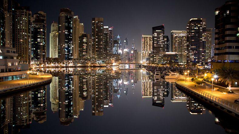 Crucero Dubai Marina