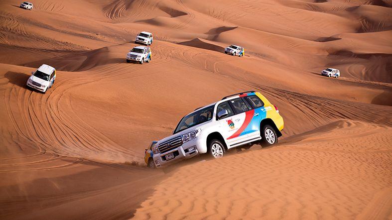 Desert Safari 4x4