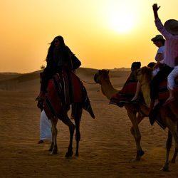Experiencia tradicional del desierto Al Khatim