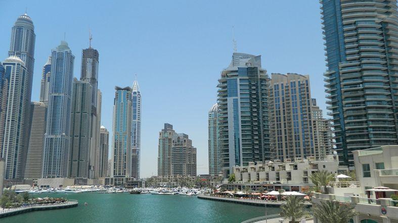 Recorrido Limusina Dubai