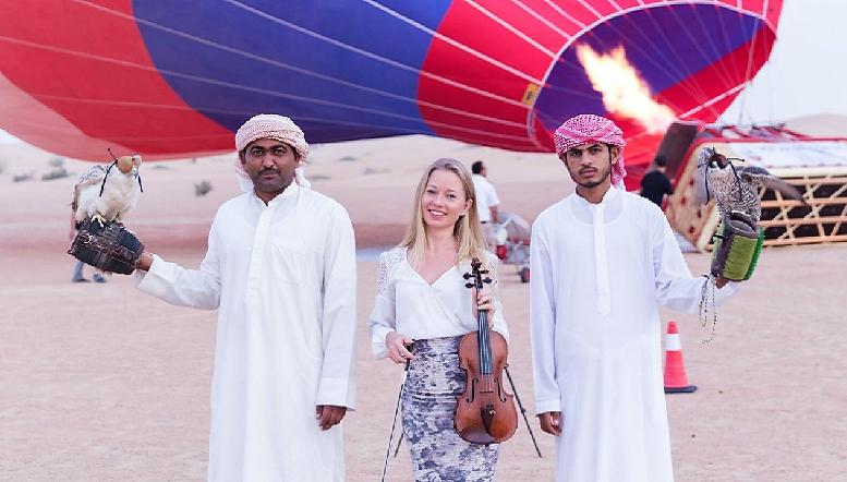 Paseo Globo_See Dubai Tours_Halcon