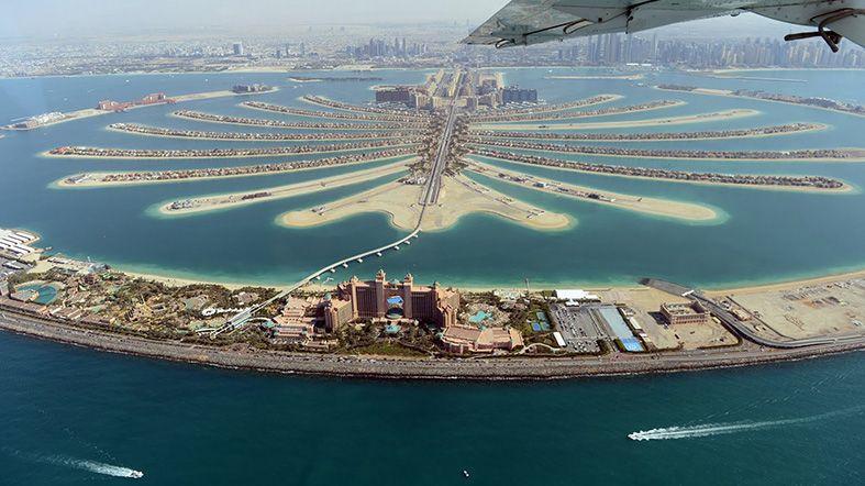 Hidroavión Dubai Cruise
