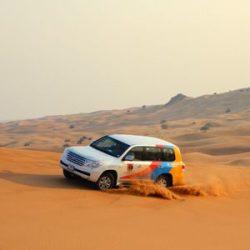 Desierto Dubai