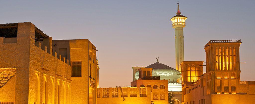 Imprescindibles Emiratos Arabaes - Bastakiya-01_1024