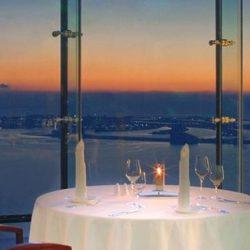 Menú 3 platos Burj Al Arab