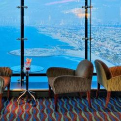 Bebida Sky View Bar Burj Al Arab