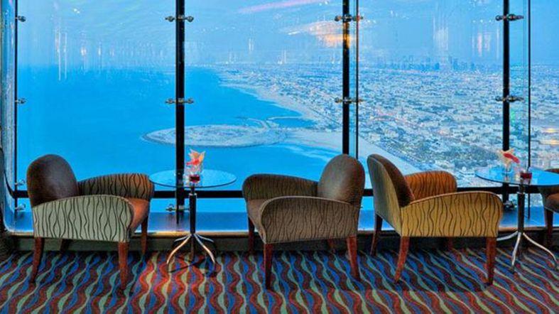 Al Muntaha - Burj Al Arab Tour