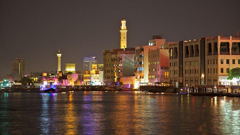 Crucero Dubai Creek