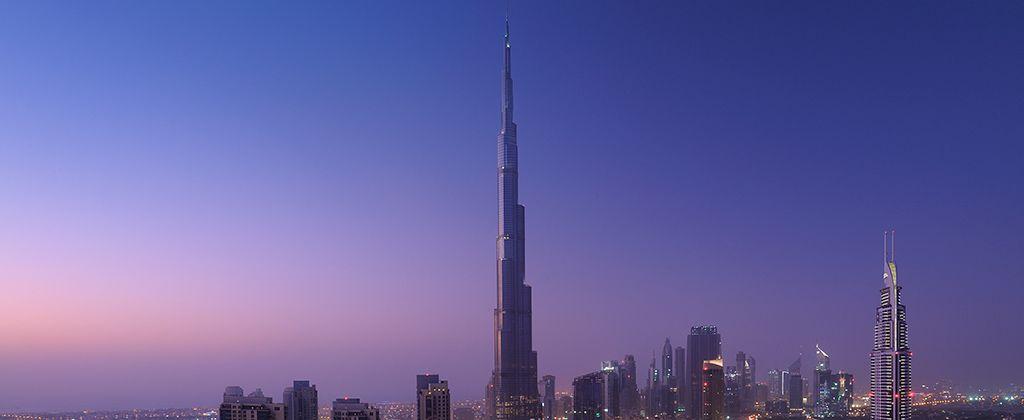 Que ver en dubai Burj-Khalifa