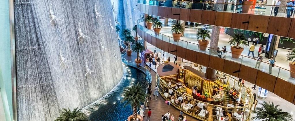 Imprescindibles Emiratos Arabes - Dubai Mall