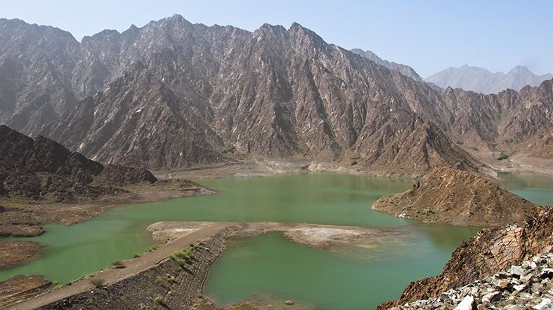 See Dubai Tours - Montaña Hajar