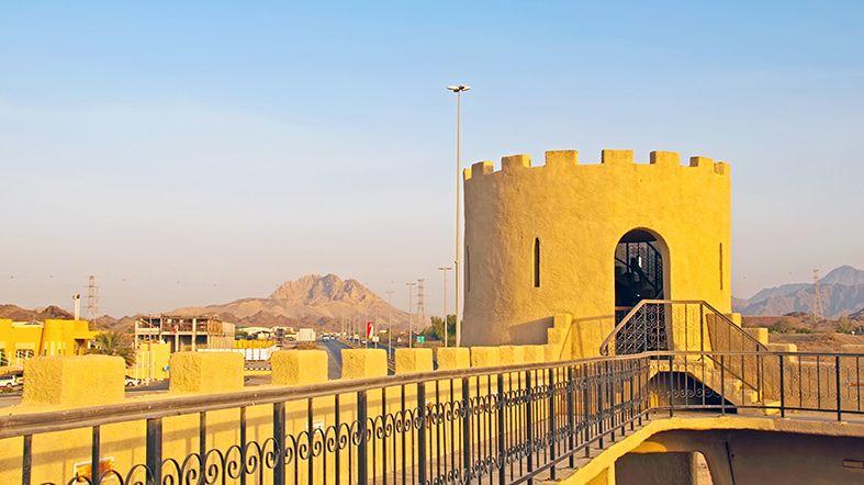 See Dubai Tours - Hatta Heritage Visita