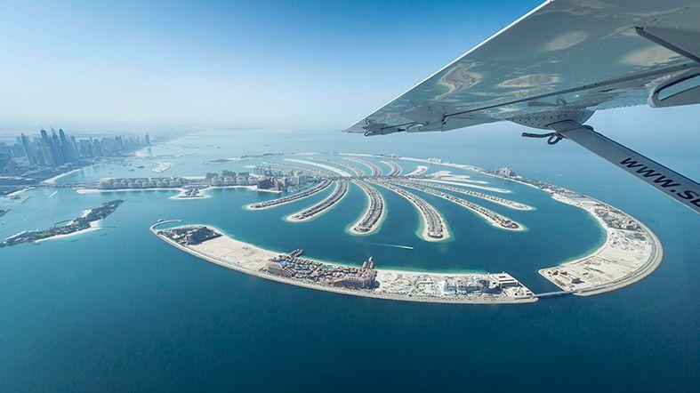 Hidroavión Dubai /Inflight Dubai Learn