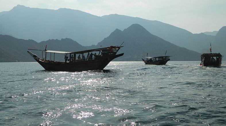 Crucero Musandam
