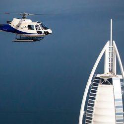 Helicóptero Dubai Explorer