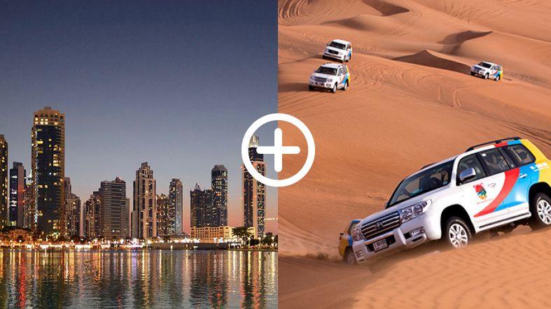 Dubai Contrastes Tour - Reservar - Dubai