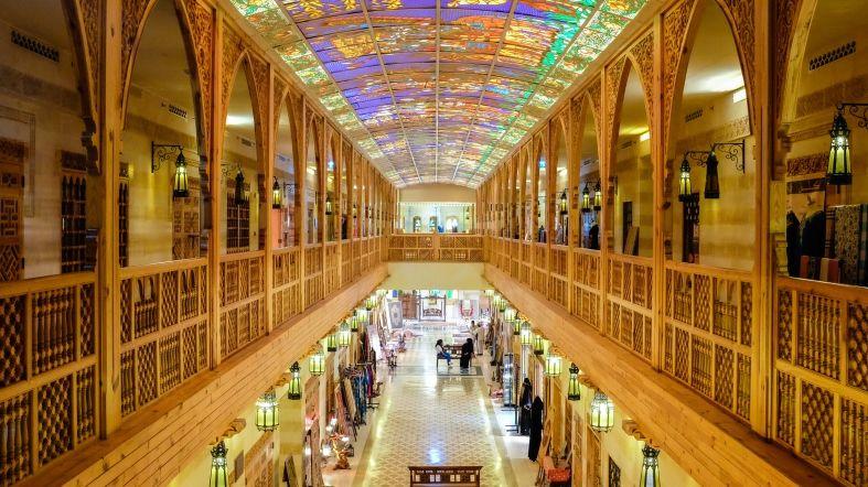 Wafi Centro Comercial - Dubai Shopping Festival - Global Village - Hindi Lane