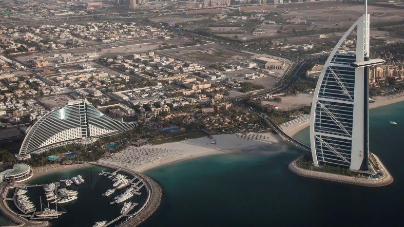 Helicóptero Dubai - Vistas Burj Al Arab - See Dubai Tours