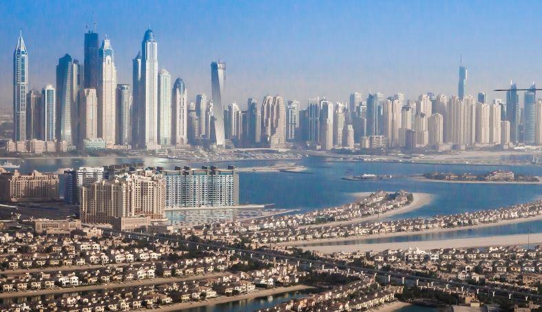 Helicóptero Dubai - See Dubai Tours - Marina - Jumeirah