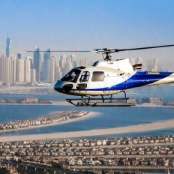 Helicóptero - Dubai Adventure - See Dubai Tours