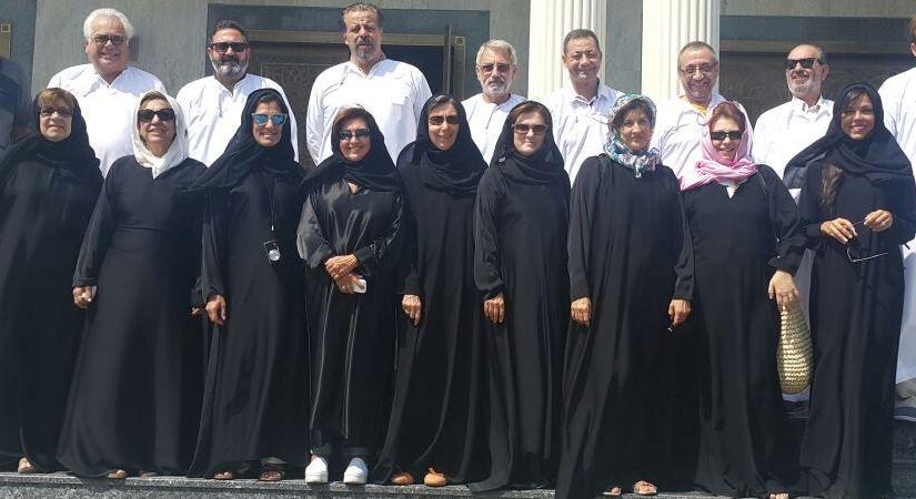 See Dubai Tours - Abaya