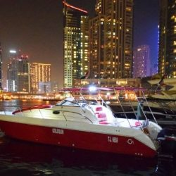 Dubai Nocturno - Yate - See Dubai Tours
