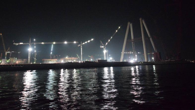 Construccion Noria Dubai