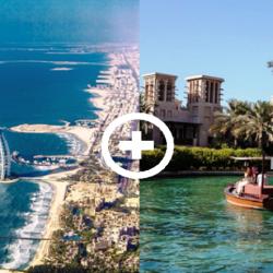 Hidroavion - Dubai Contrastes - Tour Dubai