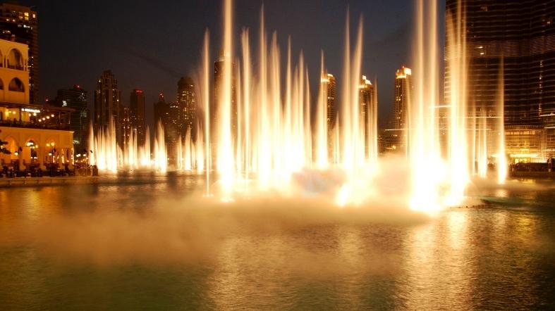 Paquete Dubai Esencial - Fuentes Dubai