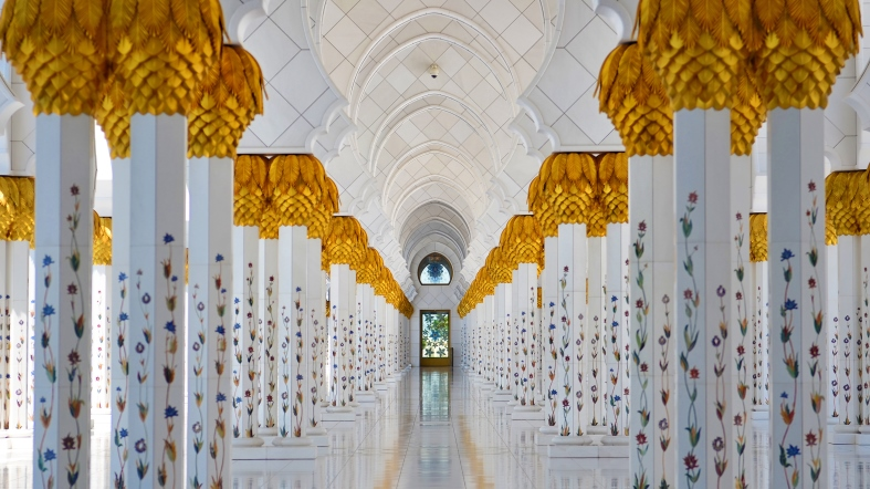 Paquete Dubai Esencial Superior - Mezquita Abu Dhabi