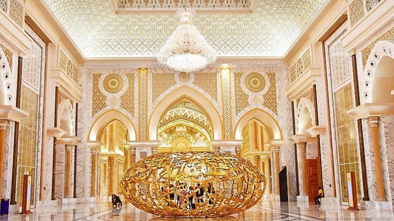 Paquete Emiratos Arabes Superior