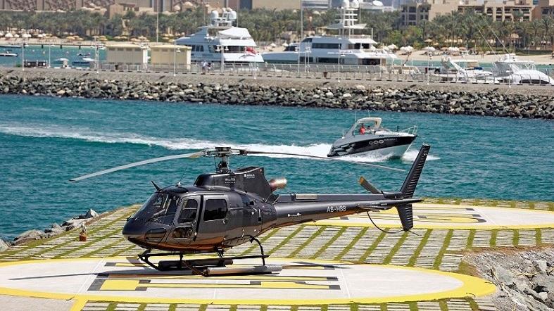 Reservar Paseo Helicoptero - See Dubai Tours