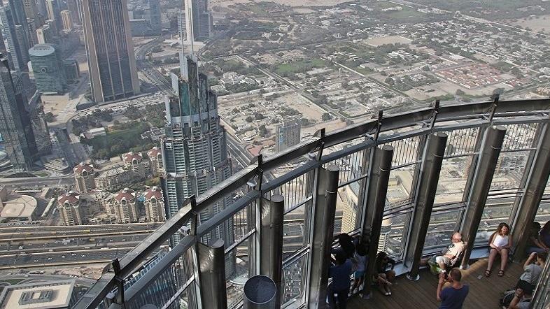 Burj Khalifa - See Dubai Tours