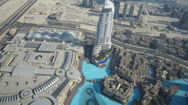 Ticket Burj Khalifa