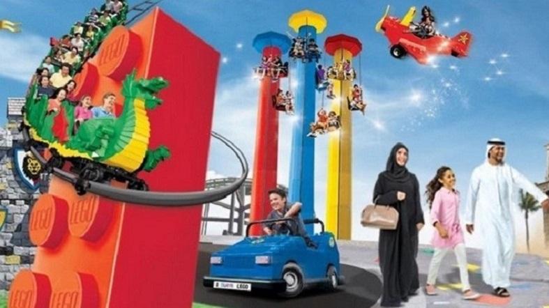 Traslado Legoland