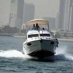 Alquiler de yate en Dubai